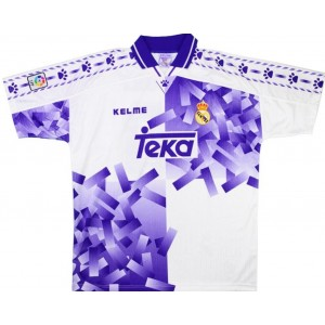 Camisa III Real Madrid 1996 1997 Kelme Retro